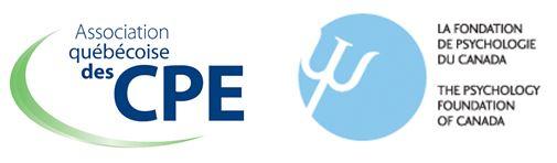 L'AQCPE et la Fondation de psychologie du Canada s'associent pour le déploiement du programme préscolaire Nos enfants et le stress